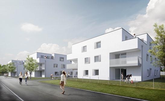Immobilie von Schönere Zukunft in 3434 Tulbing, Am Hauptgraben 1 / Stiege 3 / TOP 4 #0