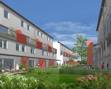 Immobilie von Schönere Zukunft in 3340 Waidhofen an der Ybbs, Vorgartenstraße 6 / TOP 811 #1