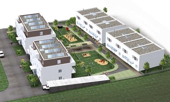 Immobilie von Schönere Zukunft in 3300 Greinsfurth, Ebner-Eschenbach-Str. 3 / Stiege A / TOP 3 #4