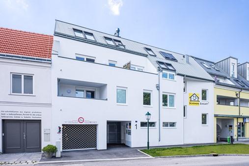 Immobilie von Schönere Zukunft in 2301 Groß- Enzersdorf, Kirchenplatz 7 / Stiege 1 / TOP 7 #1