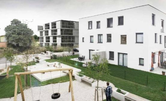 Immobilie von Schönere Zukunft in 3701 Großweikersdorf, Badweg 26 / Stiege 8 / TOP 1 #0