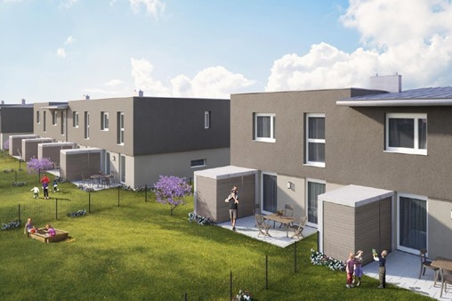Immobilie von Schönere Zukunft in 3442 Langenrohr, Judenaustraße 31 / RH 5 #0