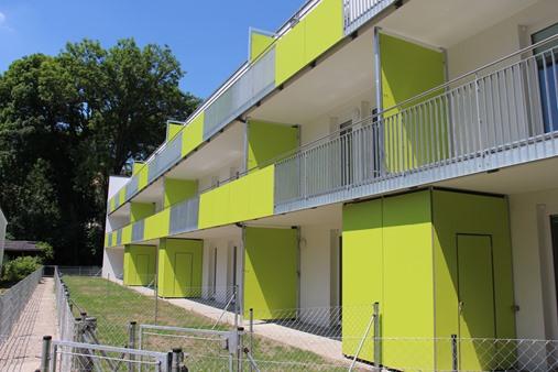 Immobilie von Schönere Zukunft in 2136 Laa an der Thaya, Nordbahnstrasse 28 / Stiege 1 / TOP 9 #1