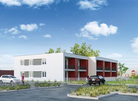 Immobilie von Schönere Zukunft in 3830 Waidhofen an der Thaya, Franz Gföller-Straße 99 / TOP 2 #0