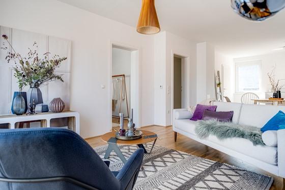 Immobilie von Schönere Zukunft in 3420 Kritzendorf, Hauptstraße 154-156 / Stiege 1 / TOP 4 #14