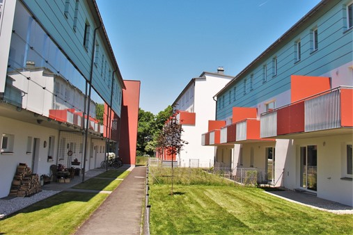 Immobilie von Schönere Zukunft in 3340 Waidhofen an der Ybbs, Vorgartenstraße 8/702 / Stiege 7 / TOP 702 #5