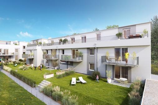 Immobilie von Schönere Zukunft in 3420 Kritzendorf, Hauptstraße 154-156 / Stiege 2 / TOP 4 #0