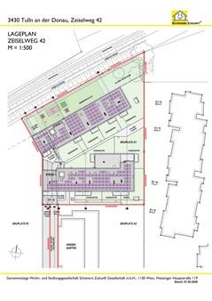 Immobilie von Schönere Zukunft in 3430 Tulln, Zeiselweg 42 / Stiege 2 / TOP 9 #6