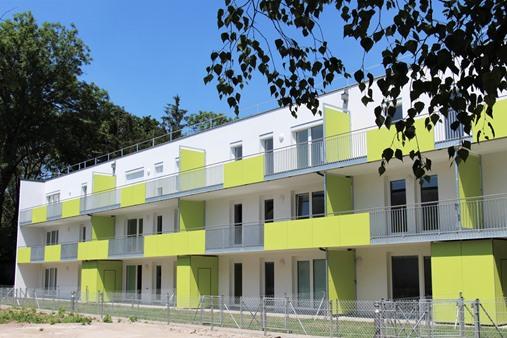 Immobilie von Schönere Zukunft in 2136 Laa an der Thaya, Nordbahnstrasse 28 / Stiege 1 / TOP 9 #0
