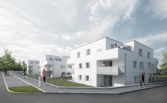 Immobilie von Schönere Zukunft in 3434 Tulbing, Am Hauptgraben 1 / Stiege 3 / TOP 4 #1