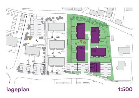 Immobilie von Schönere Zukunft in 3134 Reichersdorf, Berggasse 5-11 / Stiege 2 / TOP 2 #2