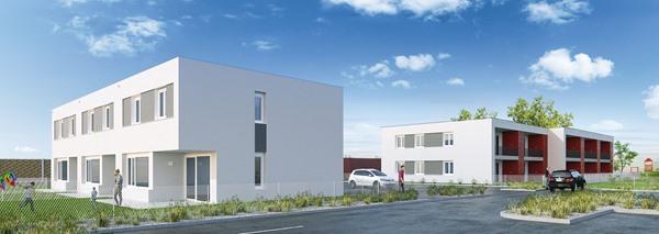 Immobilie von Schönere Zukunft in 3830 Waidhofen an der Thaya, Franz Gföller-Straße 99 / TOP 2 #2