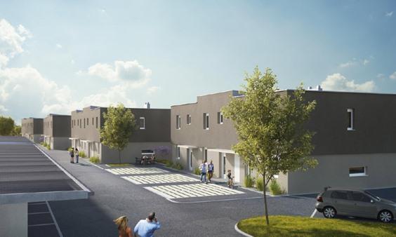 Immobilie von Schönere Zukunft in 3442 Langenrohr, Judenaustraße 31 / RH 5 #1